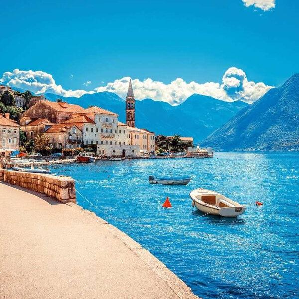 Неймовірний відпочинок у Чорногорії!